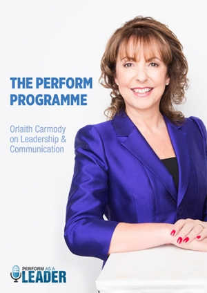 Perform Programme Image